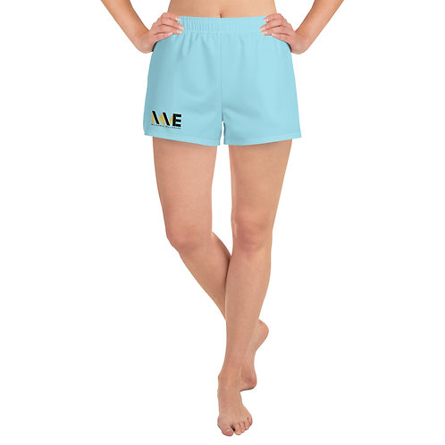 MME Women's Athletic Short Shorts