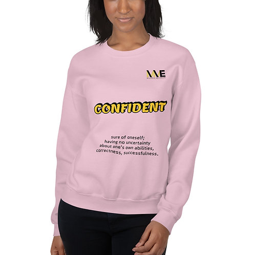 Confident MME Sweatshirt