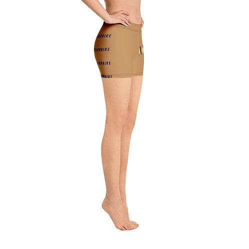 Next Millionaire MME Nude Shorts