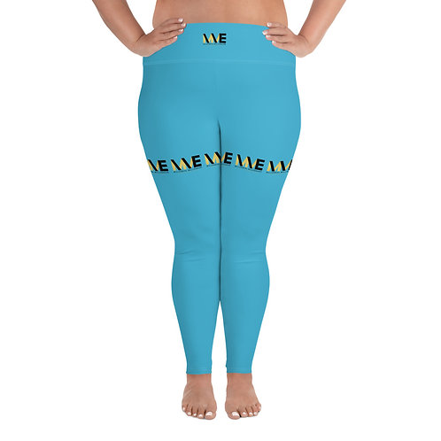 MME Plus Size Leggings