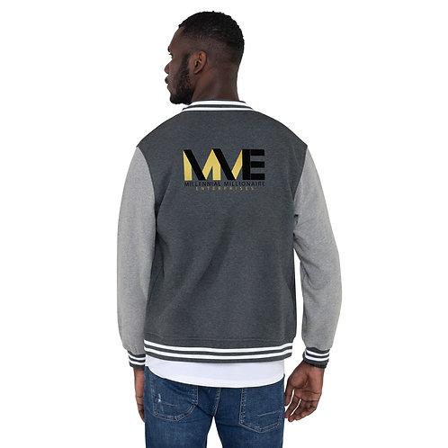 MME Men's Letterman Jacket