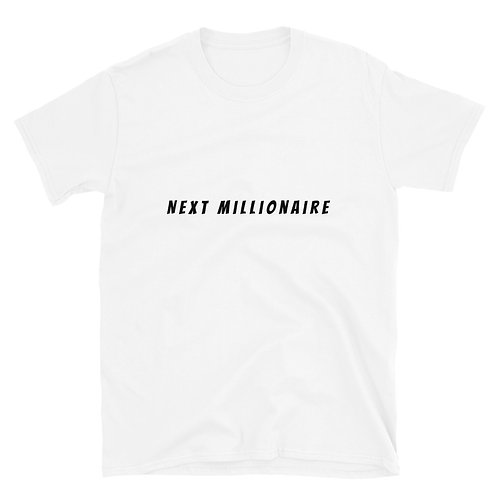 Next Millionaire Shirt