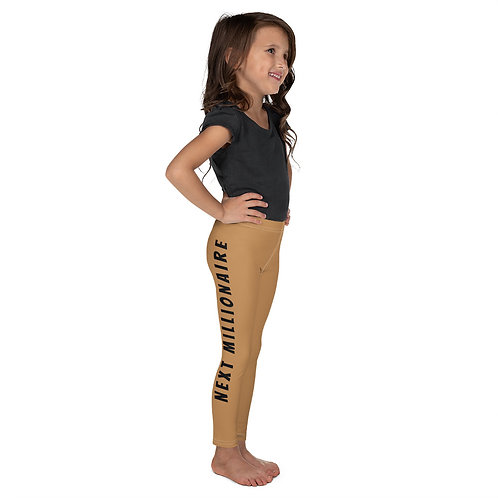 Next Millionaire Kids Leggings