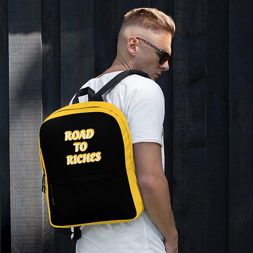 Road To Riches Backpack