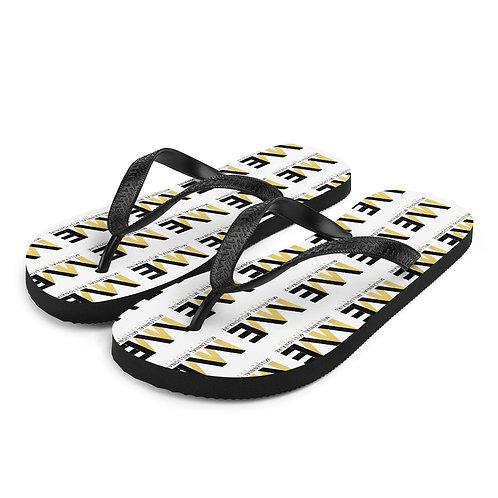 MME Luxury Flip-Flops