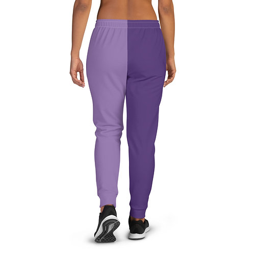 Shades of Purple Women's Joggers