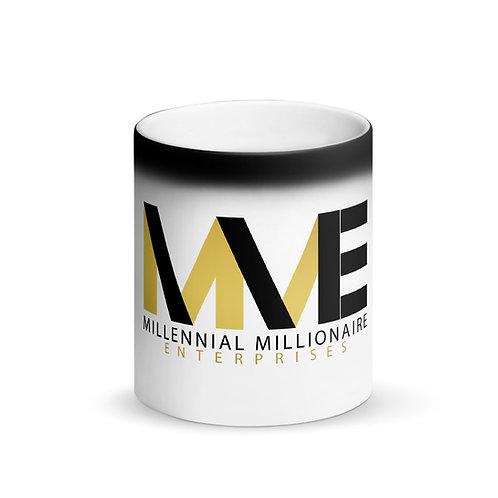 MME Matte Black Mug