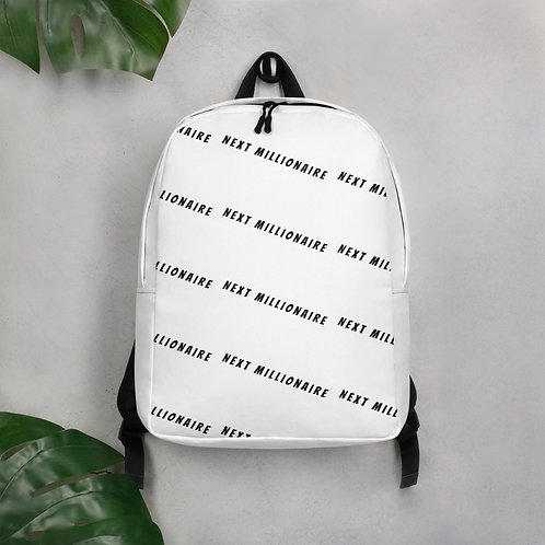 Next Millionaire Backpack