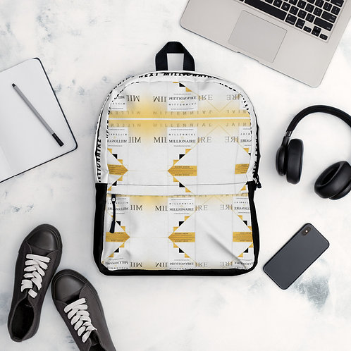 Millennial To Millionaire Backpack