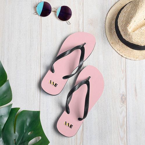 MME Cotton Candy Flip-Flops