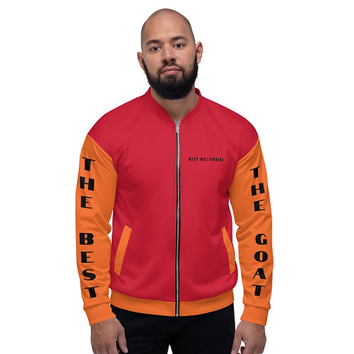 OFFICIAL BRAGGING RIGHTS BOMBER JACKET