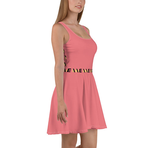 MME  Pink Summer Dress