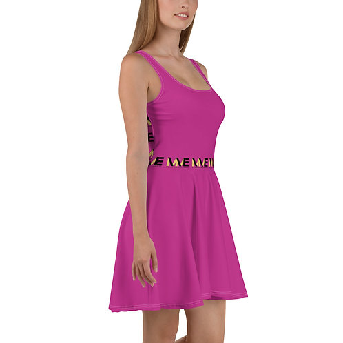 MME Hot Pink Summer Dress