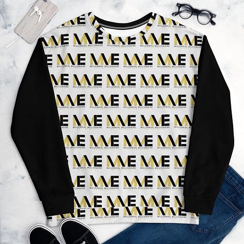 MME Signature Sweatshirt B/W
