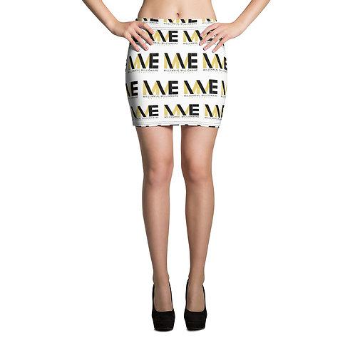 Signature MME Mini Skirt