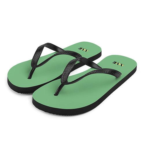 MME Grass Greener Flip-Flops