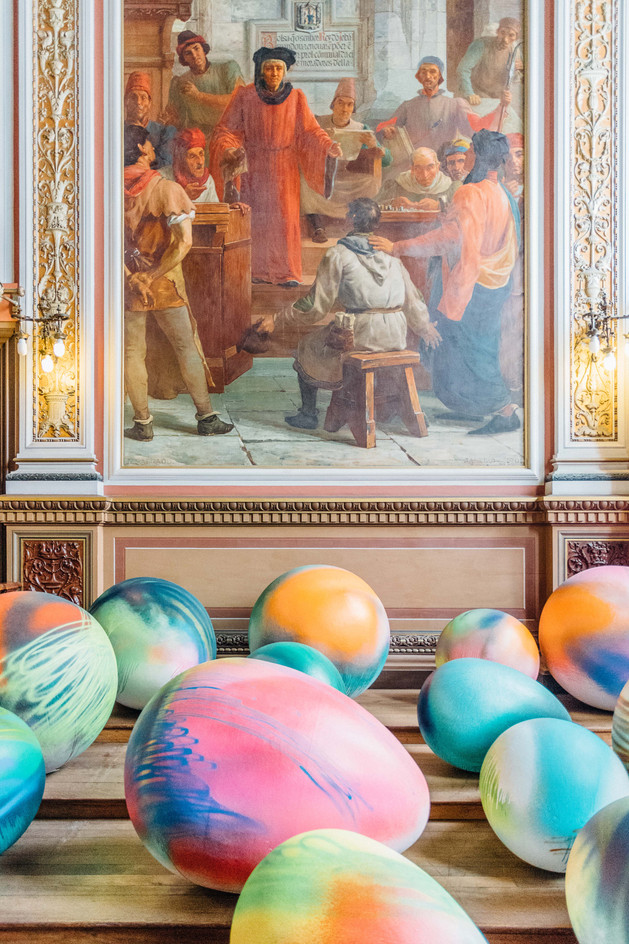 Porto - Museu Da Bolsa