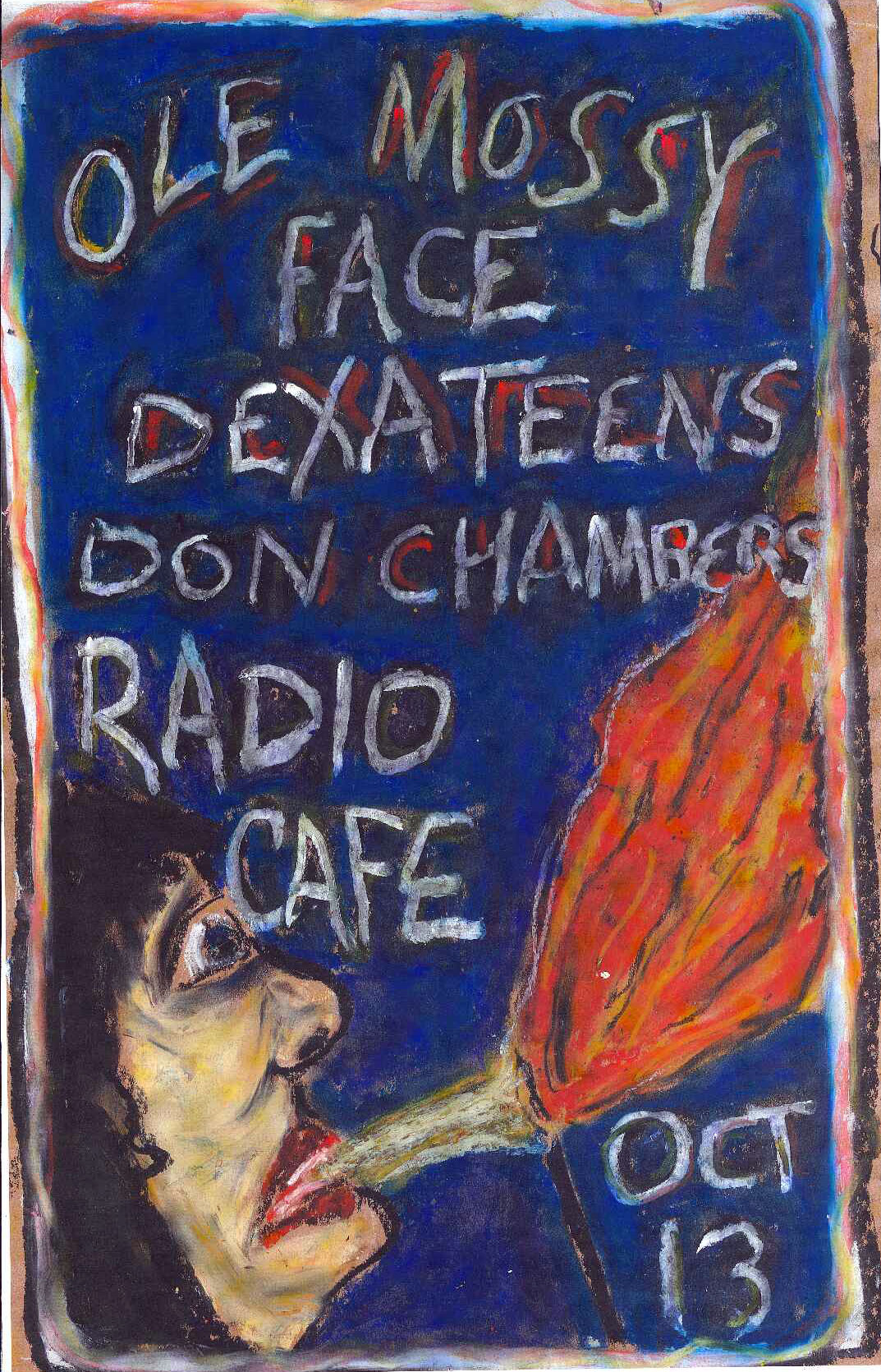 OMF w/Dexateens & Don Chambers