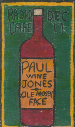 OMF w/Paul Wine Jones