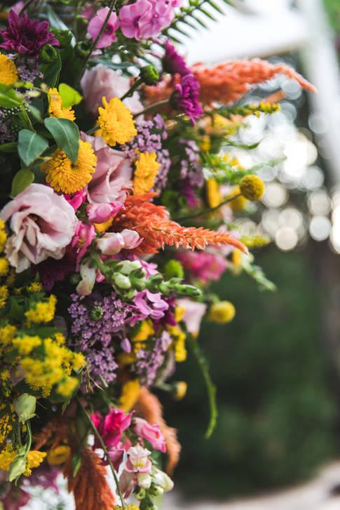עיצוב פרחים
