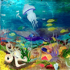 La méduse et le poulpe