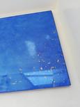 Poudre bleu outremer or 1
