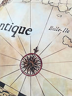 Table Bretagne détail