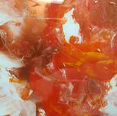 Echantillon rouge cuivré