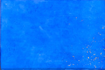 Poudre bleu outremer or 2