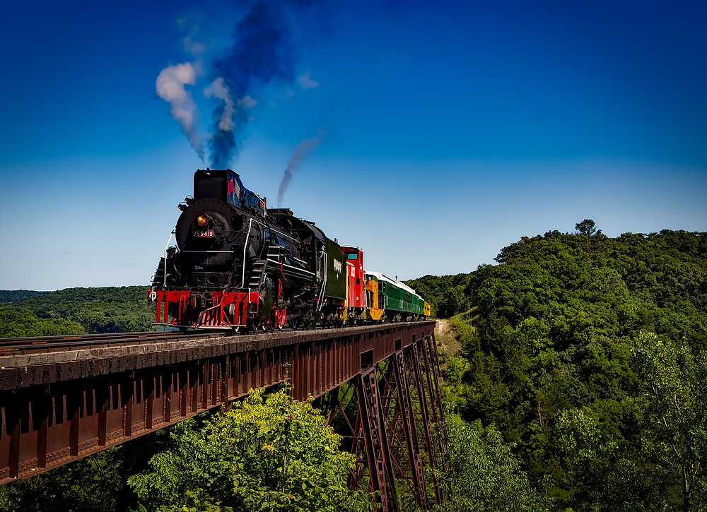 #one-way-ticket, #train