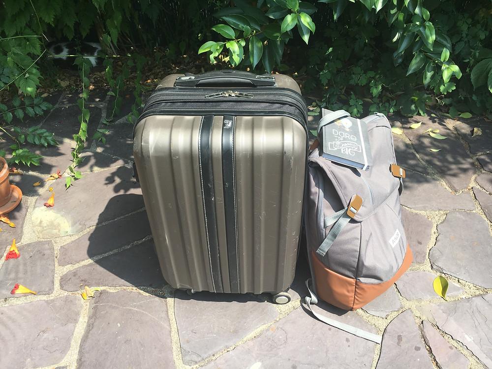 #travel, #luggage, #trip