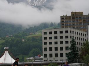 First Swiss Roundnet Masters (in Luzern) was a blast!