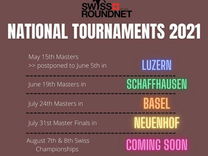 2021 National Tournaments Calendar is out