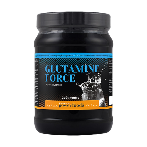 GLUTAMINE FORCE Luxury - 500g