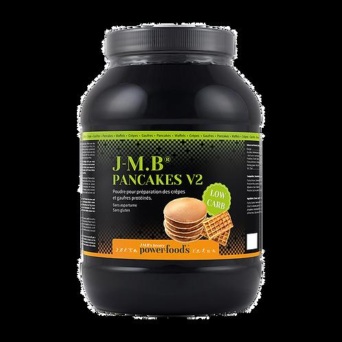 J-M.B® PANCAKES V2 Luxury