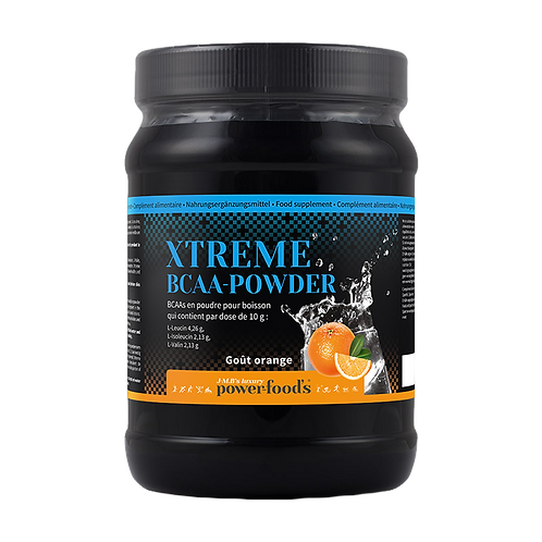 XTREME BCAA-Powder Luxury 500g