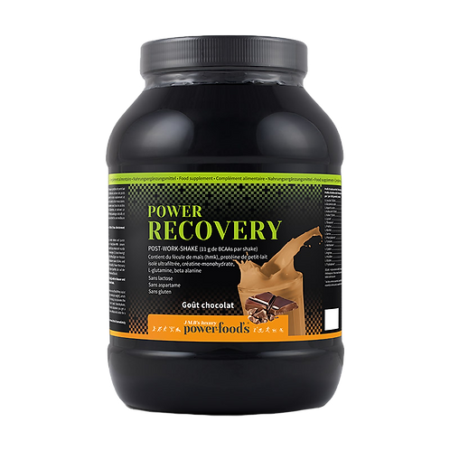 POWER RECOVERY Luxury - 900g