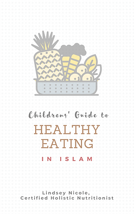 Children's Guide to Healthy Eating in Islam