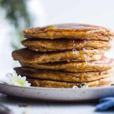 Sweet Potato Pancakes (Paleo, GF)
