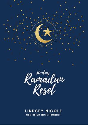 30-Day Ramadan Reset