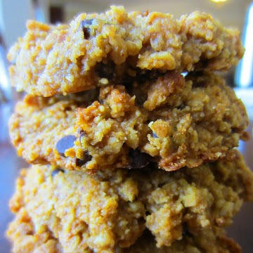 Pumpkin Breakfast Cookies (paleo)