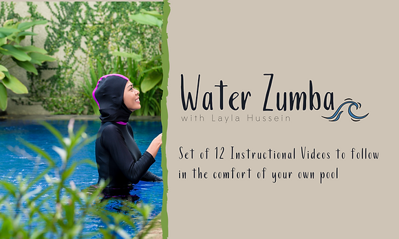 Water Zumba with Layla Hussein