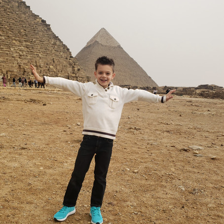 5 Benefits of Raising My Children Abroad