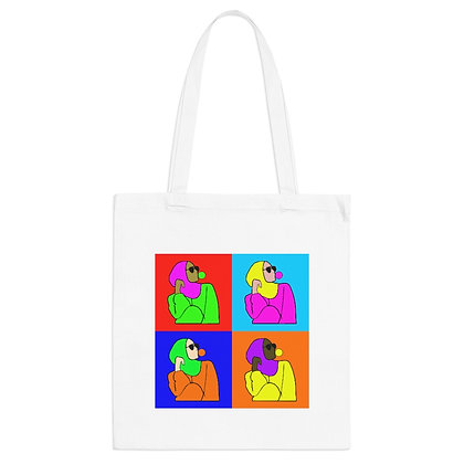 'Different Flavors' Tote Bag
