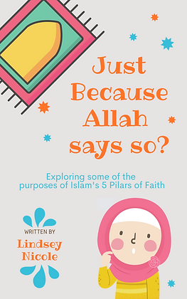 Just Because Allah Says So?