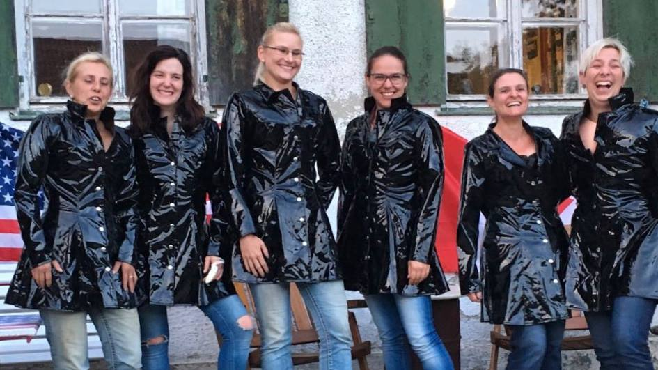 Quadrille Reiterinnen 1