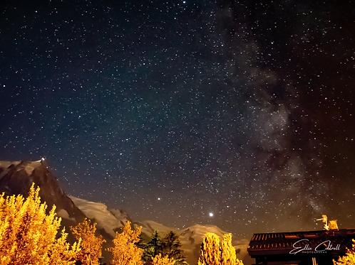 Milky Way Galaxy (A3/11.7 x 16.5 inches)