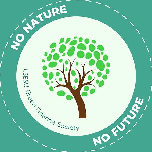 NO NATURE, NO FUTURE