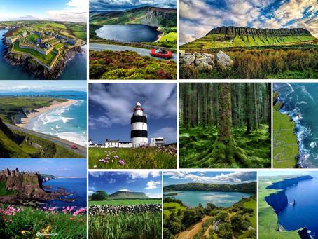 Приятное с полезным или лето в Ирландии