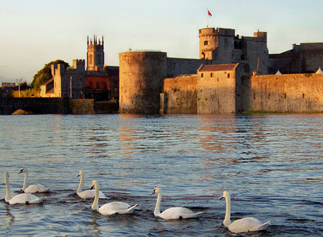 Top 5 attractions in Limerick